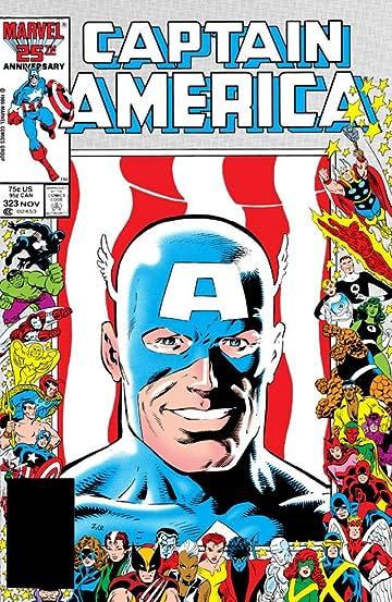 Captain America (1968-1996) #323