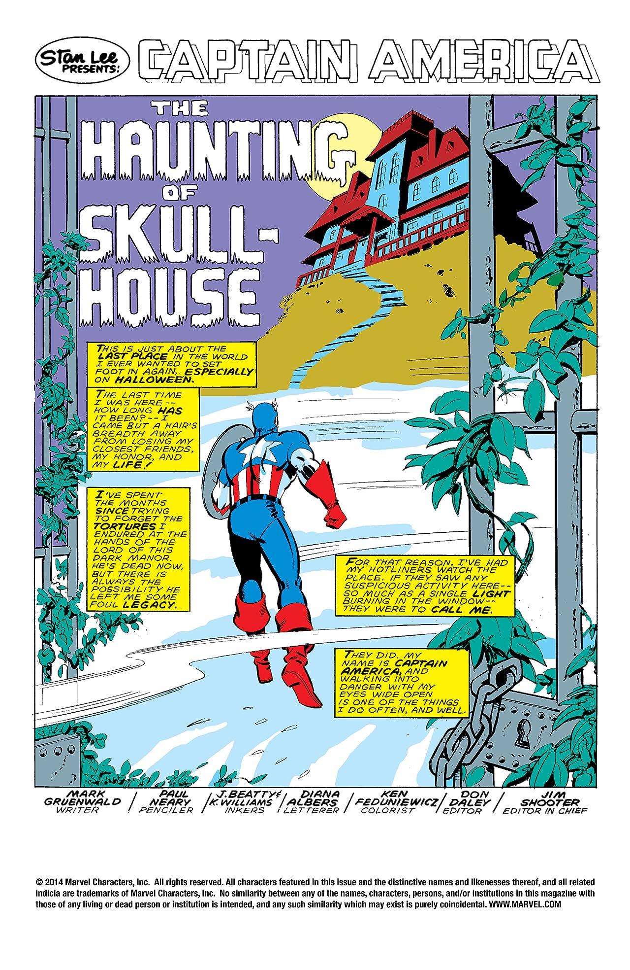 Captain America (1968-1996) #326