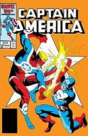 Captain America (1968-1996) #327