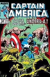 Captain America (1968-1996) #329