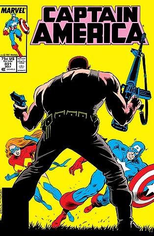 Captain America (1968-1996) #331