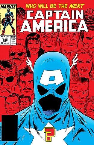 Captain America (1968-1996) #333