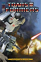 Transformers: Infiltration #3 (of 6)