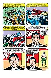 Captain America (1968-1996) #336