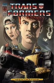 Transformers: Infiltration #4