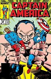 Captain America (1968-1996) #338