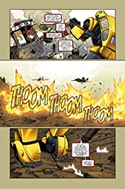 Transformers: Infiltration #5 (of 6)