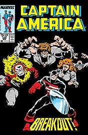 Captain America (1968-1996) #340