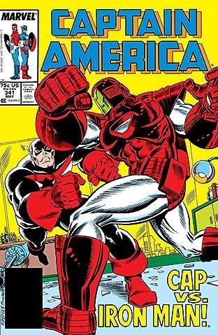 Captain America (1968-1996) No.341