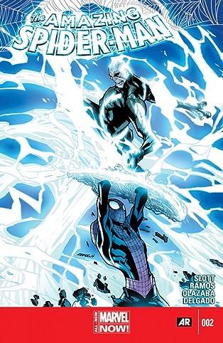 Amazing Spider-Man (2014-2015) #2