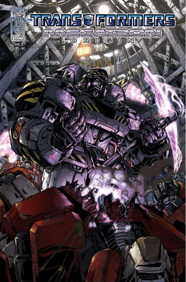 Transformers: Megatron Origin #1 (of 4)