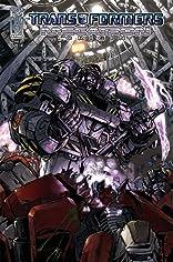 Transformers: Megatron Origin #1