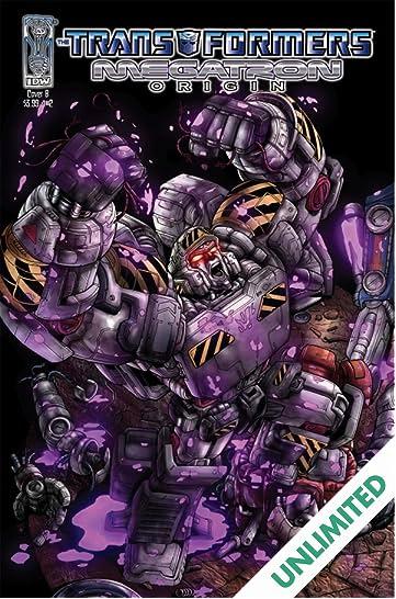 Transformers: Megatron Origin #2 (of 4)