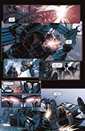 Transformers: Megatron Origin #2 (of 4)