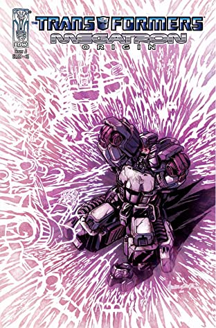 Transformers: Megatron Origin #3 (of 4)