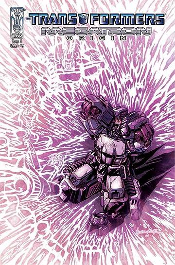 Transformers: Megatron Origin #3