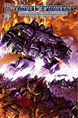 Transformers: Megatron Origin #4