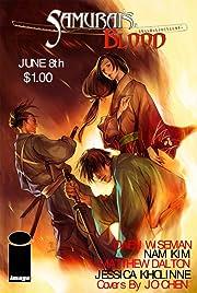 Samurai's Blood #1: Preview
