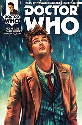 Doctor Who: The Tenth Doctor No.2