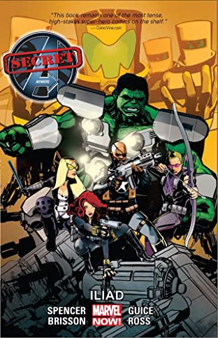 Secret Avengers Tome 2: Iliad