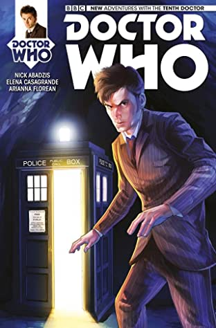 Doctor Who: The Tenth Doctor No.3