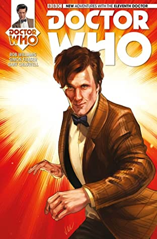Doctor Who: The Eleventh Doctor No.3