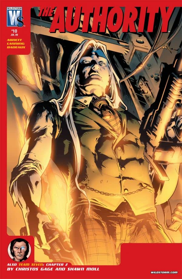 The Authority Vol. 5 #10