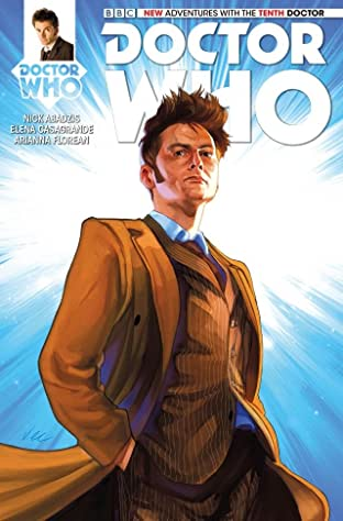 Doctor Who: The Tenth Doctor No.4