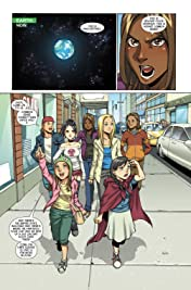 Secret Invasion: Runaways/Young Avengers #1 (of 3)