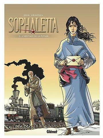 Sophaletta Vol. 3: L'Héritage de la putain