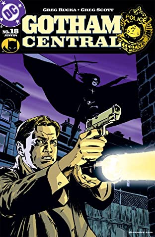 Gotham Central #18
