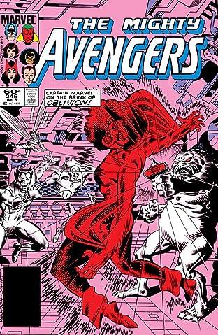 Avengers (1963-1996) #245