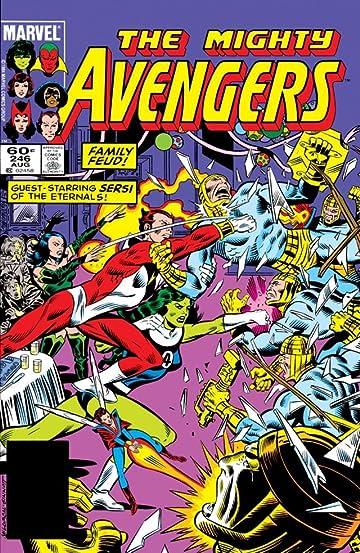 Avengers (1963-1996) #246