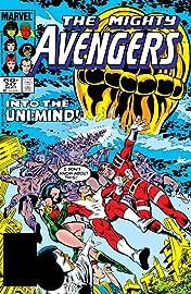 Avengers (1963-1996) #247