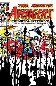 Avengers (1963-1996) #249