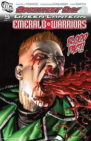 Green Lantern: Emerald Warriors Digital Comics - DC Entertainment