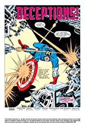 Avengers (1963-1996) #251