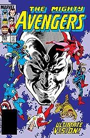 Avengers (1963-1996) #254