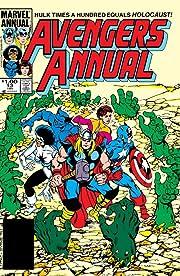 Avengers (1963-1996) Annual #13