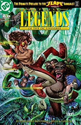 Legends of the DC Universe #19