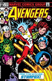 Avengers (1963-1996) #232