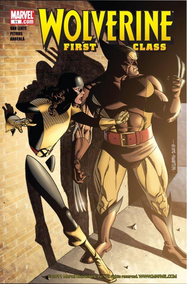 Wolverine: First Class #11
