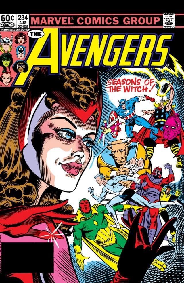 Avengers (1963-1996) #234