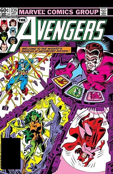 Avengers (1963-1996) #235