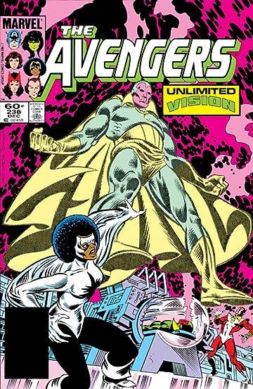 Avengers (1963-1996) #238