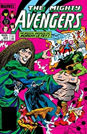 Avengers (1963-1996) #241