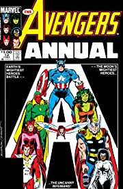 Avengers (1963-1996) Annual #12