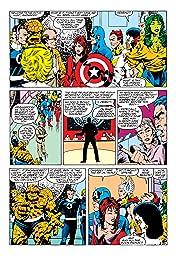 Avengers (1963-1996) Annual #12