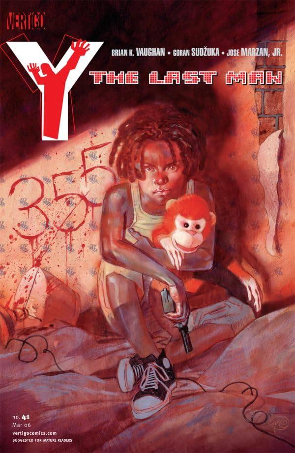 Y: The Last Man #41