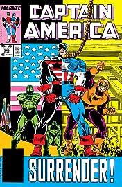 Captain America (1968-1996) #345